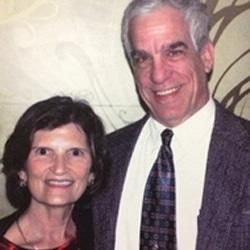 Bruce and Lynda Morock