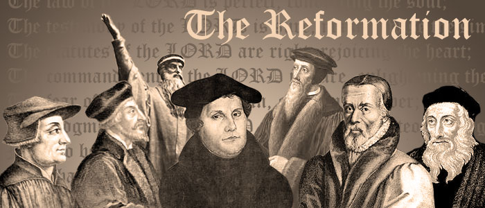 The Reformation – An Introduction
