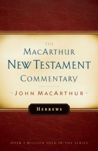 bookstore-macarthur-hebrews-commentary