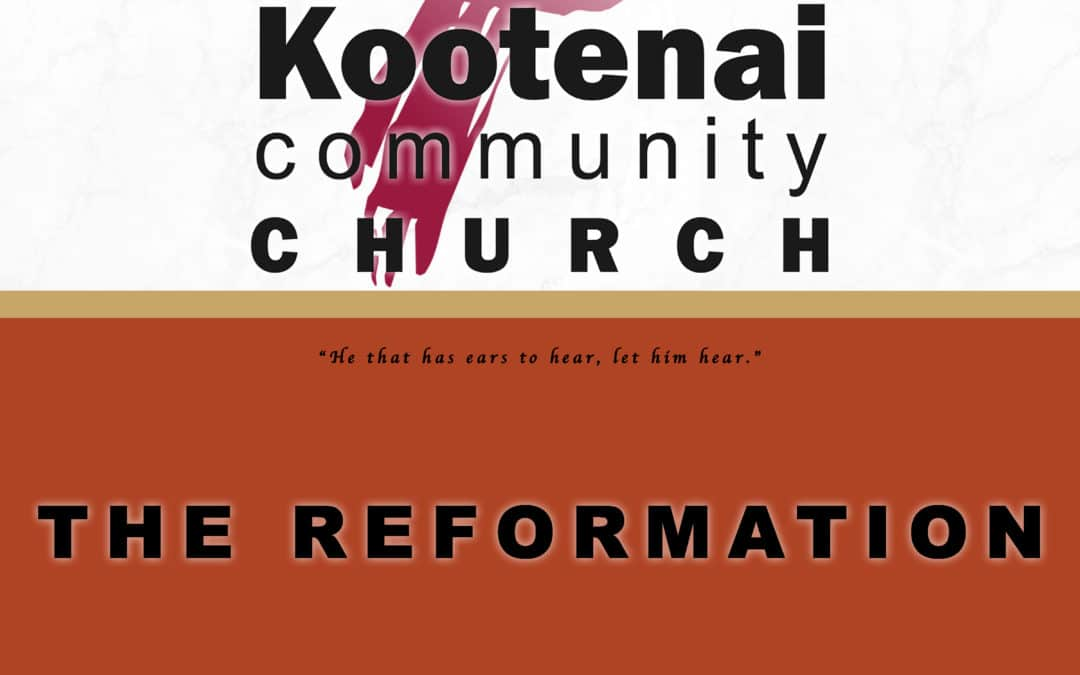 The Reformation Q&A
