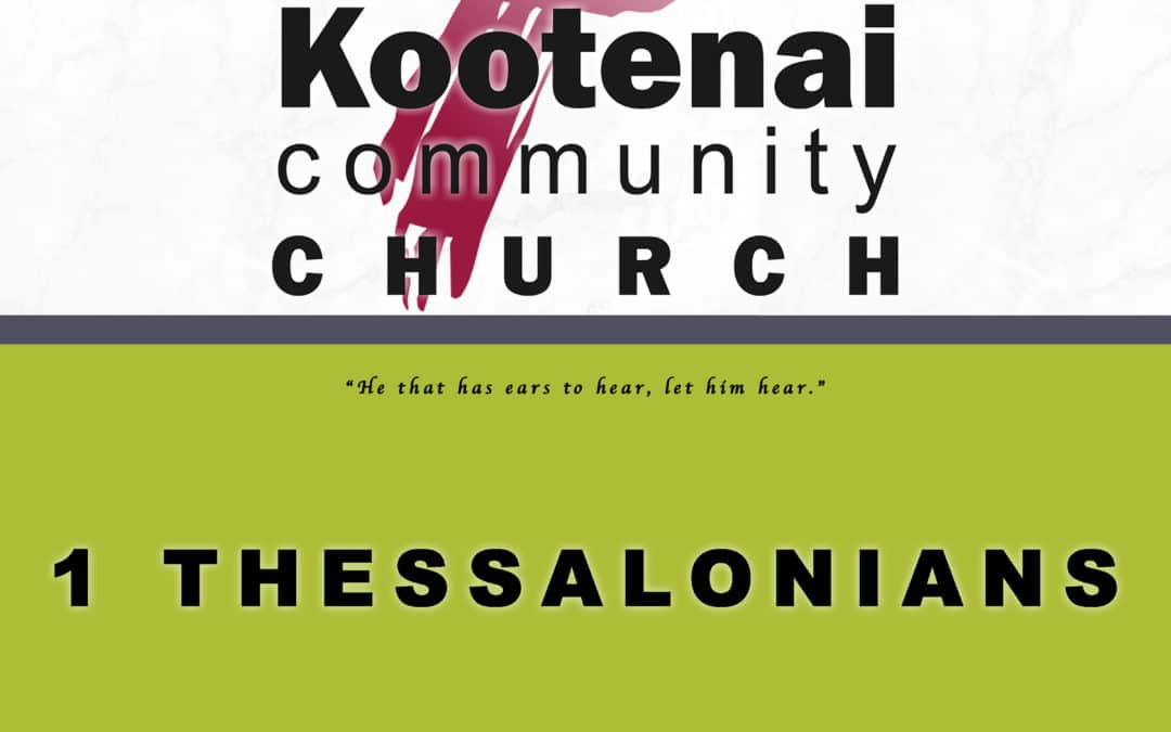 Examples to All, the Thessalonian Church (1 Thessalonians 1:4-10)