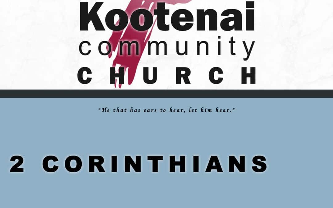 Introducing 2 Corinthians (Selected Scriptures)